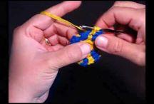tapestry chrochet