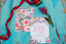 wedding invitations / Creative, beautiful wedding invitations