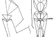 çizgiler ve geometri...