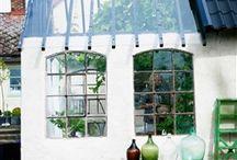 Trädgård / Orangeri