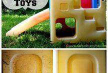 Toys / by Sunshine Scott