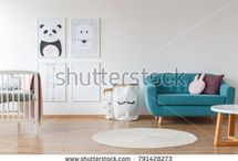 Roomset photography on Shutterstock