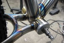 Bike making