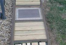 senzoricky chodnik / podlozka
