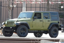 Jeeps / by Tanya Jaco Gregory