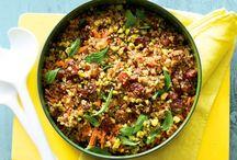 Pilaf Rice Quinoa