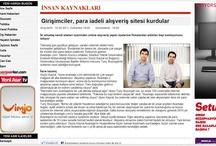 Gazetelerde Avantajix / Madem ki Türkiye'de ilk ve tek, Avantajix'in haber değeri var... Bakın basın Avantajix hakkında neler demiş...