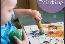 Activities for toddlers - Art & Craft