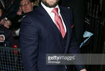 HENRY CAVILL ATTENDS THE CHANEL PRE-BAFTA PARTY AT ANNABELS