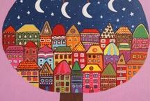 πίνακες χωριά