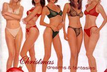 Inspiração Moda Íntima anos 90