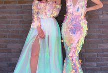 Wspaniałe sukienki