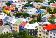Reykjavik / It's great to take a citytrip to Reykjavik as you can explore Iceland too while you're there.  http://mooistestedentrips.nl/stedentrip/reykjavik