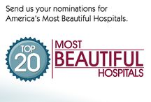 2014 Soliant Most Beautiful Hospitals / Healing is beautiful. And vice versa.