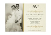 60th Anniversary party