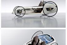 Mercedes - Benz Concept Cars & Prototypes