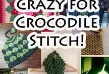 DIY - crochet - stitches