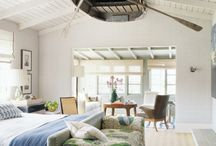 bed / A beautiful place to rest your creative head / by Angie Helm Interiors