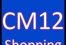 CM12 Shopping / Sales CM12 Postcode district Billericay