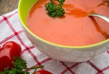 Tomato soup / Slimming