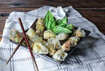 Asian Inspired Meals / by Rachel Haemmerle