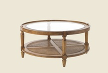 Furniture-occasional tables
