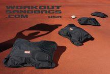 Workout Sandbags Fall 2017