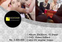 PAKET WEDDING JAKARTA / #paket #foto #video #wedding #vendor #jakarta #depok #jasa #fotografer #videografer #kameraman #freelance #menikah #akad #resepsi #kawinan #pernikahan #bride #groom #fashion #photographer #party #pria #wanita
