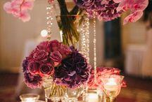 Свечи...романтика..вечер...