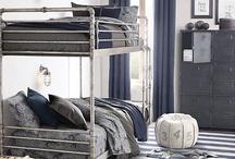 Boy Room Inspiration / Boy room home inspiration