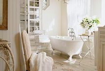Bath / These are the items that make (or WOULD make) our bathrooms pretty. / by Mrs. Gore