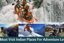 10 Must Visit Indian Places For Every Adventure Lover Traveler