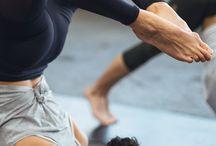 Yoga&gym.