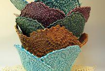 ceramicas  de greda