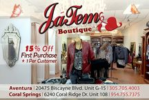 Jatem Boutique / Jatem Boutique Women's Clothing Stores in Aventura and Coral Springs, FL.