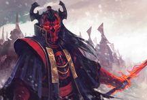 Warriors / #warriors #power #armor #swords