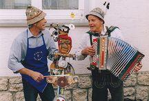 San Vigilio di Marebbe (BZ) / Deliziosa località dell'Alto Adige nel cuore delle Dolomiti, con quasi 1000 anni di storia. Qui gli antichi costumi e le tradizioni sono ancora molto sentiti e vengono celebrati con gioia