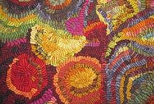 Art Inspiration for Deb / hooked rug images & artwork images to inspire