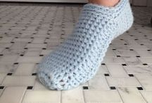 Crochet - Slippers