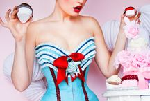 Costumes and Dress Up  / Costumes, Masks, hats and anything over the top and fantasy fabulous / by Phoenix Artistry