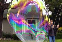 såpe bobler