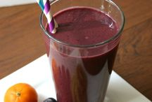 Home- kitchen Smoothies / by Wanda Caro