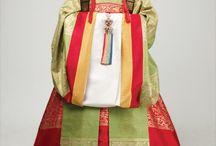 원삼및활옷,장신구