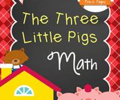 The three little pigs project
