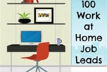 Job Search / Find your next job here!  / by Holly Hanna - The Work at Home Woman