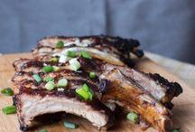 Main Dish : Pork / by Kristen Kline