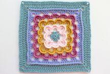 crochet square / crochet square