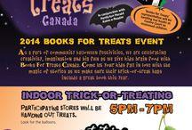 Trick or Treat at Cherry Lane! / Halloween Ideas
