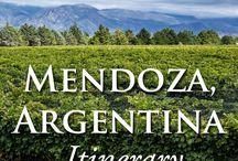 Argentinië - mendoza