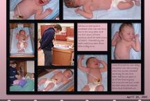 Scrapbooking pages for babies / by Pat Agnew